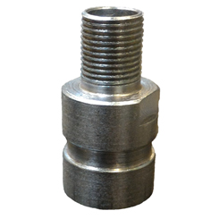 Grooved galvanized threaded Reducer